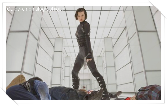 Resident Evil : Retribution (2012)