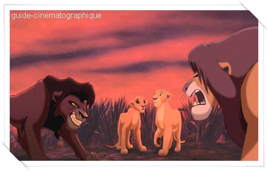 Le Roi Lion 2 : l'honneur de la tribu (1998)