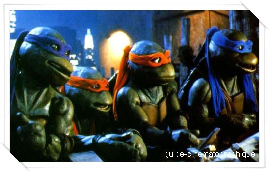 Les Tortues Ninja 2 (1991)