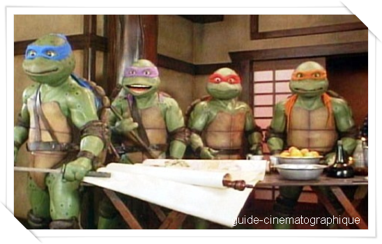 Les Tortues Ninja 3 (1992)