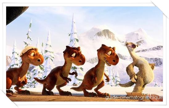 L'âge de glace 3 - Le temps des dinosaures (2009)