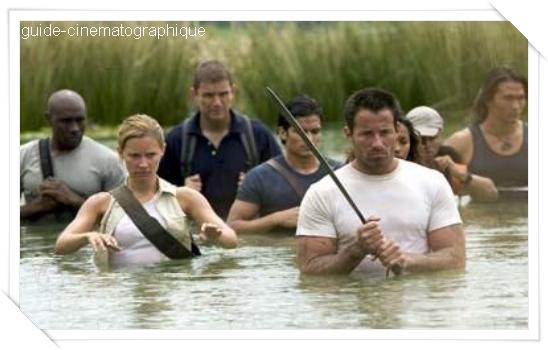 Anacondas : à la poursuite de l'orchidée de sang (2003)