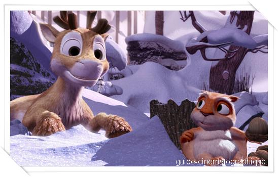 Niko le petit renne (2008)