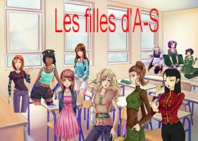 Présentations des personnages (filles) :