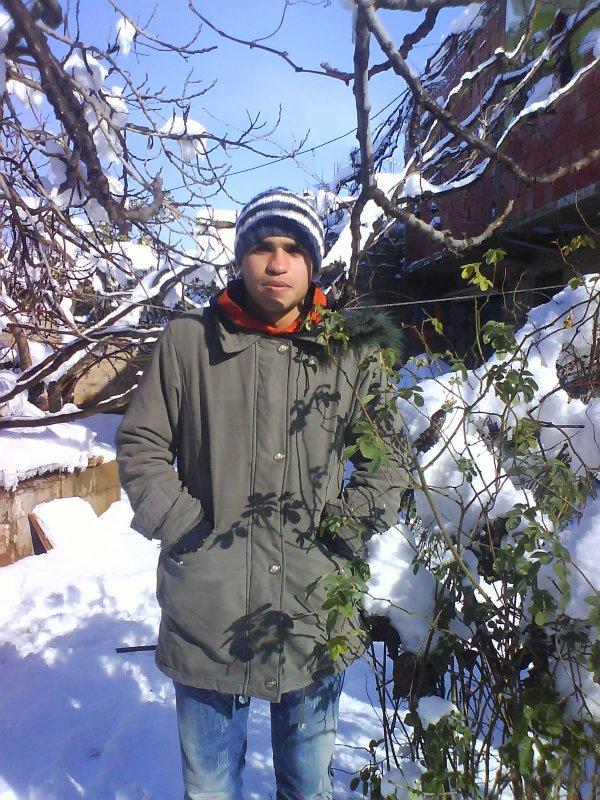 moiiiiiiiiii  dan la neige