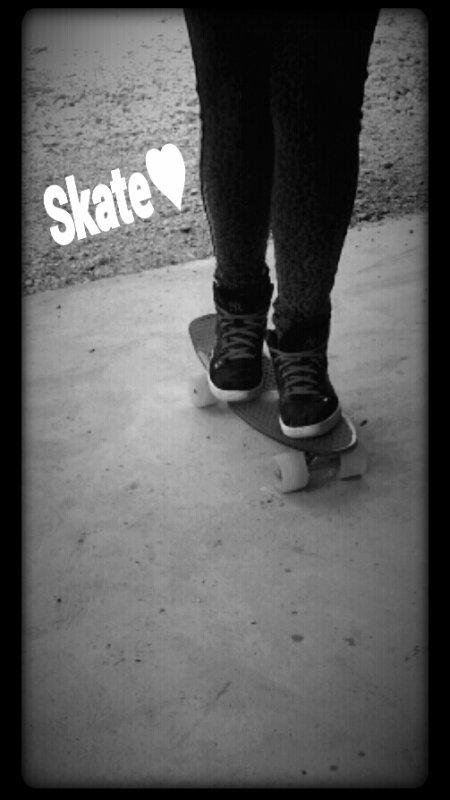 Le Skate ♥