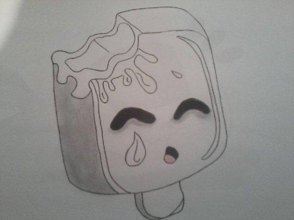 Glace Kawaii La Boîte à Dessin