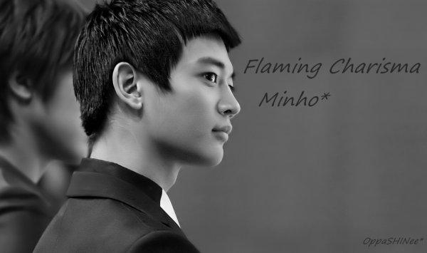 TheFlamingCharisma ~ Minho*
