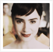 Mirror Mirror  / Lily Collins - I believe in love. (2012)