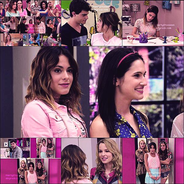 20.04.2013 - Martina en interview.