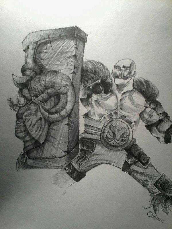 Braum league of légende