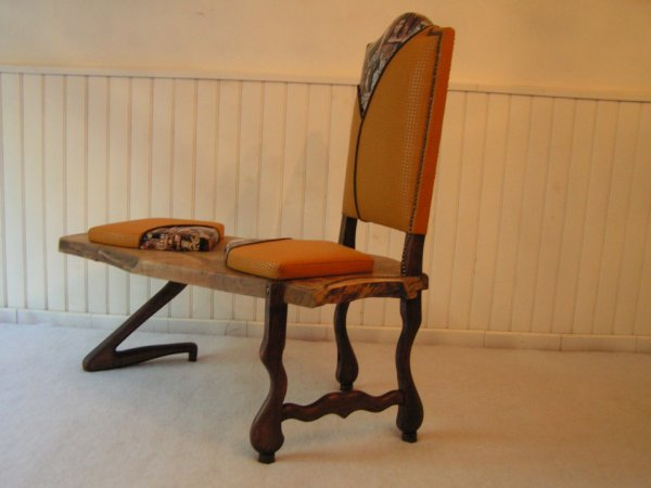 la double chaise