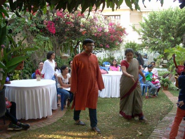 garden party bangalore