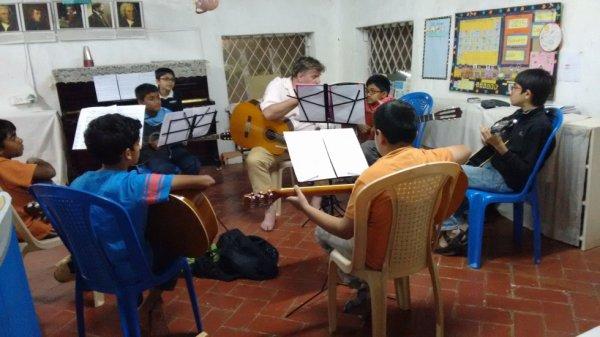 Bangalore rehearsal
