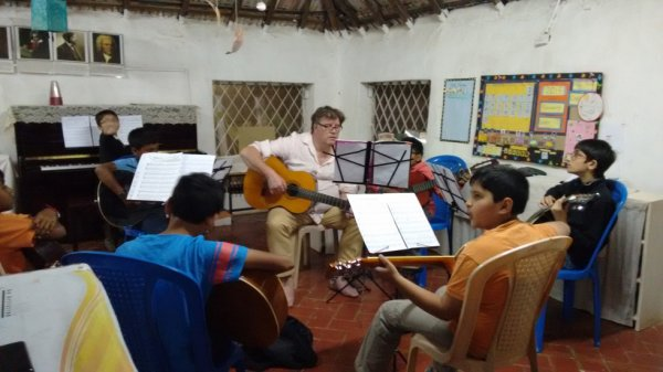 master classes in Bangalore feb.2015