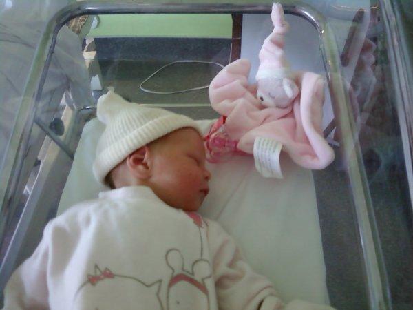 2011.03--Evènement--la naissance de Jessica