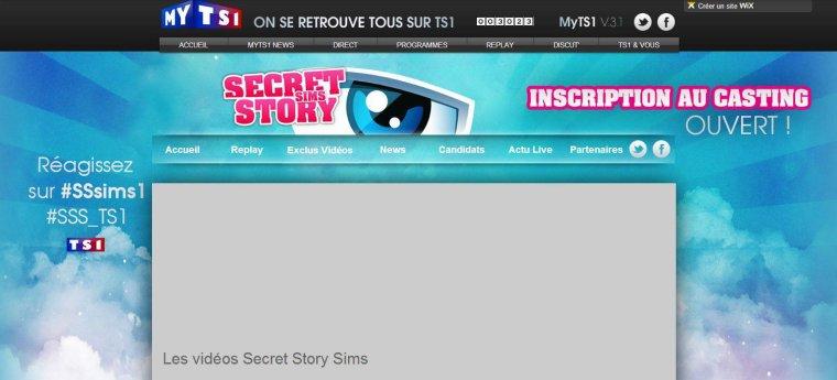 Secret Story Sims 1 - Un site complet sur MyTS1 !