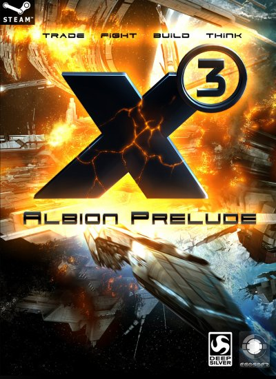X3 : ALBION PRELUDE - TERRAN CONFLICT