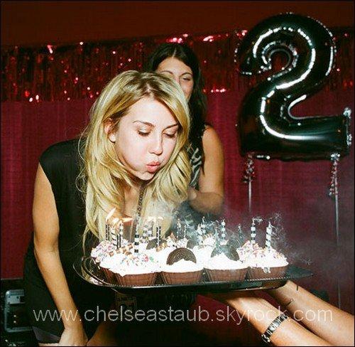 Photo exclusive prise lors du  vingt et unième anniversaire de Chelsea le 15/09/09.