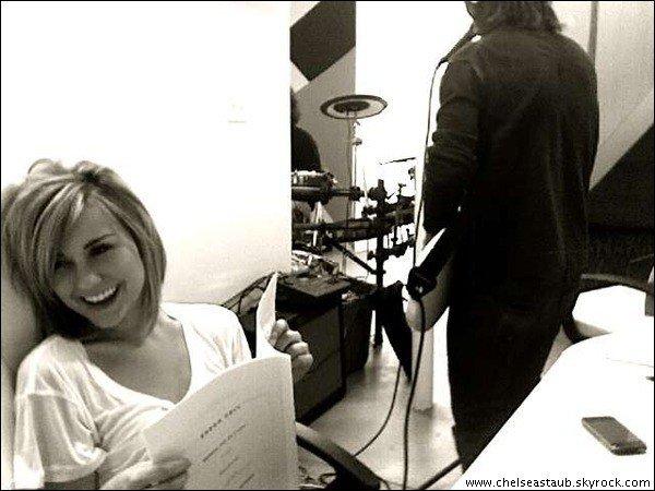 Photo que Chelsea a récemment postée sur son twitter. Hum, intéressant.