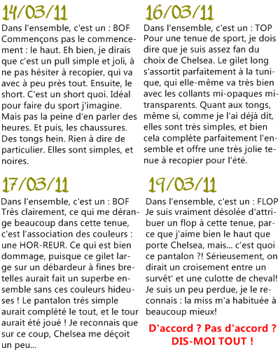 [font = arial black][size = 16px] CHELSEA S'EST RENDUE CETTE SEMAINE AUX REPET' DE DWTS !