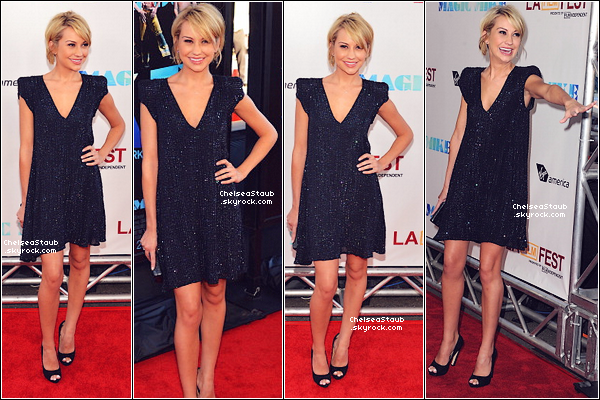 26/05/12 - CHELSEA A L'AVANT PREMIÈRE DE « MAGIC MIKE » (LOS ANGELES).