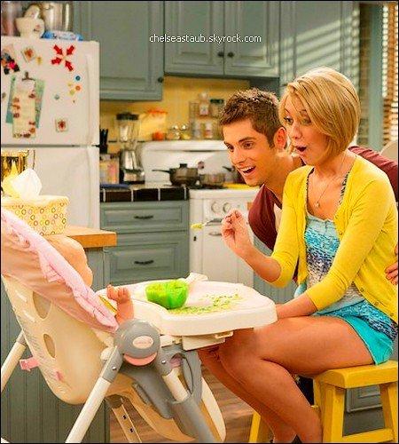 La série « Baby Daddy » est nominée aux Teen Choice Awards 2013 (qui auront lieu le 11 août).