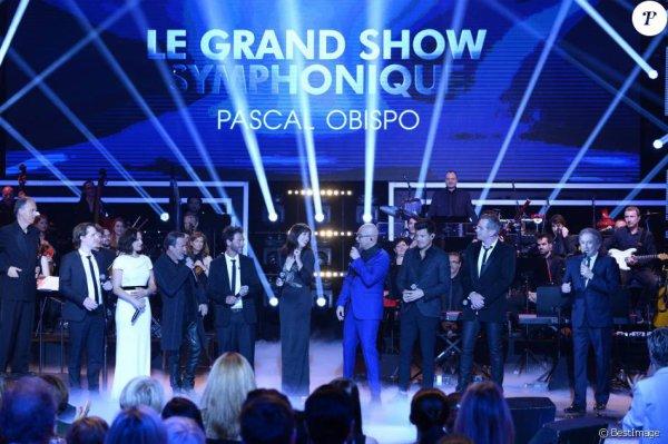 LE GRAND SHOW DE PASCAL OBISPO (28 MAI 2016)