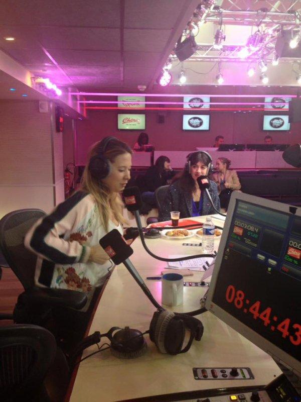 EMISSION CHÉRIE FM (05 MAI 2017)