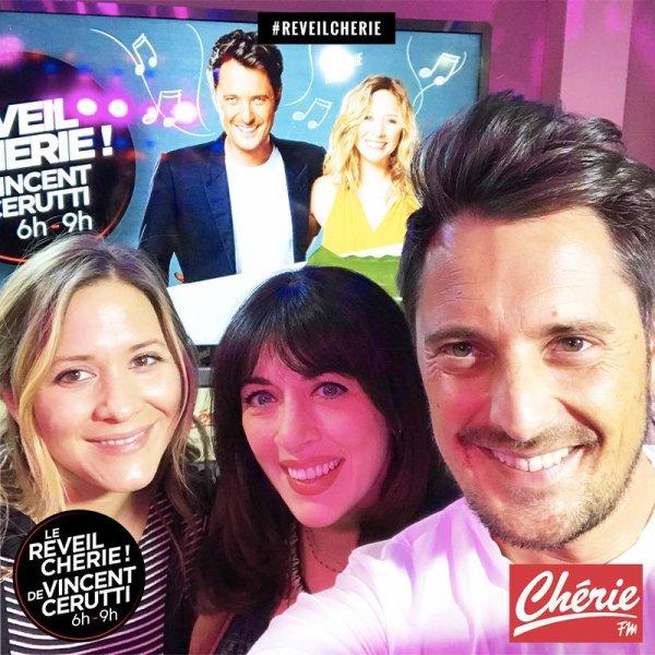 LE REVEIL CHERIE - CHERIE FM (30 JUIN 2017)