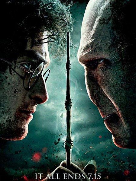 Avant première Harry Potter et les reliques de la mort Partie 2 // C'EST MARDI 12 JUILLET!!