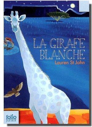 La girafe blanche