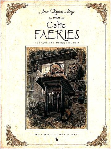 Zoom sur : beaux livres fée et peuples fantastiques