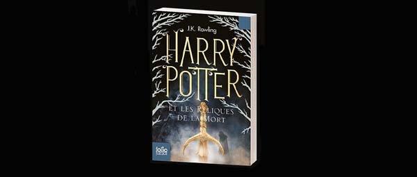 Les nouvelles couverture d'Harry Potter