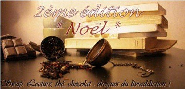 Swap : Thé et chocolat drogues du livraddictien