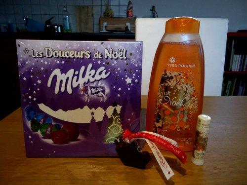 Swap : Thé et chocolat drogues du Livraddictiens