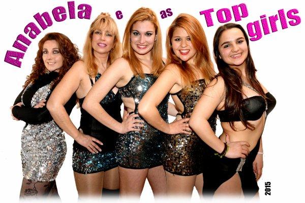Anabela e as Top Girls - Grupo Musical - Musica de Baile - Bandas Baratas - Grupos Musicais - Bailes