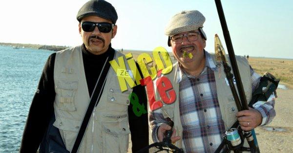 Xico e Zé na pesca - Xico & Zé