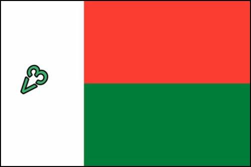 MADAGASCAR , Mon Payys, Ma Fiertéé.