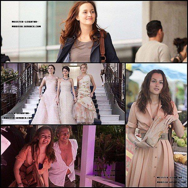 . Découvrez des photos de Leighton sortant de l'hôtel Ritz-Carlton le 29 juin, ainsi que de nouvelles images de Monte Carlo, où elle sera à l'affiche.  .