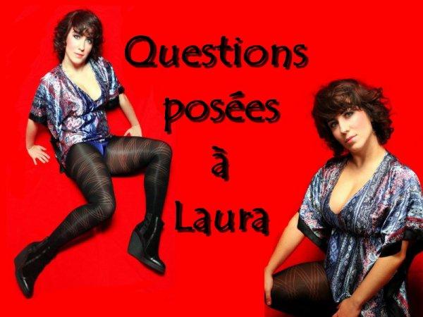 Questions posées à LauraT