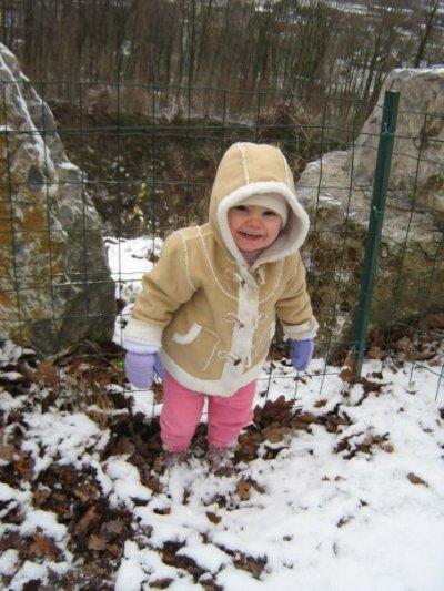 *Première neige*