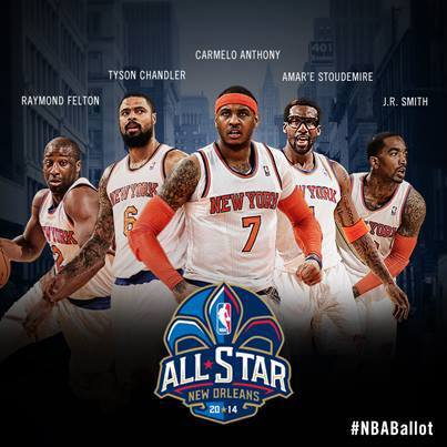New York Knicks Souffrent