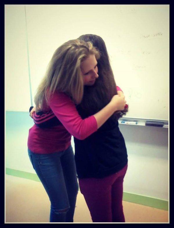 Ma meilleure amie.♥♥♥