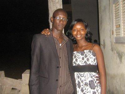avec mon gran frer le 31 dec 2009