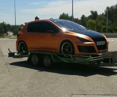 nouvel auto dans le club