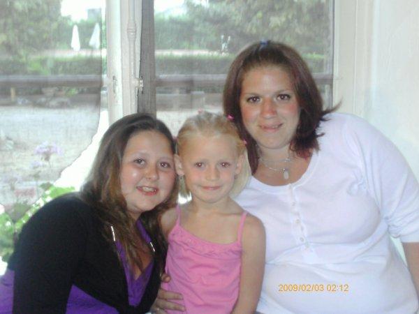 mes deux niece et moi