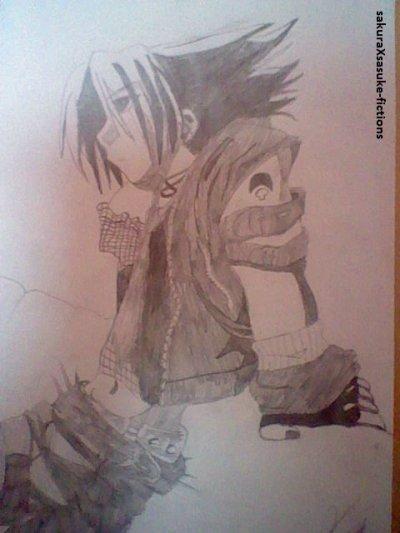 Voici quelques uns de mes dessins.