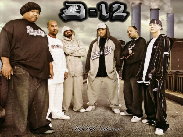 Shady Records et D12