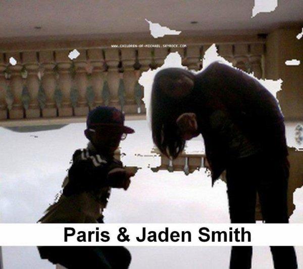 Une photo de Paris sans tags +Photo de Paris avec Jaden Smith